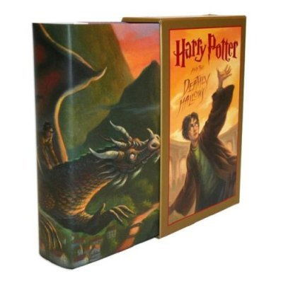 Harry Potter and the Deathly Hallows-Limited Deluxe Edition!