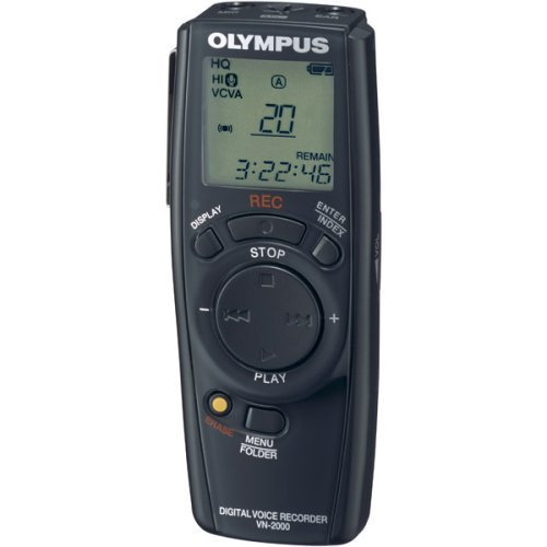 Olympus VN2000 32 hr digital voice recorder