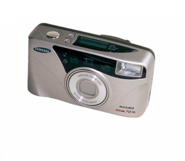 Samsung Maxima 70XL QD 35 mm camera w/bonus case!