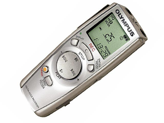 Olympus VN-1000 Digital Voice Recorder (Refurbished)
