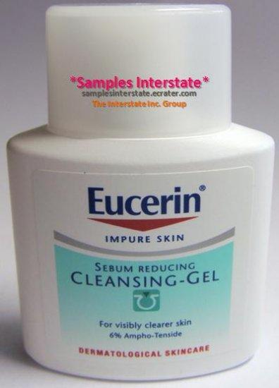 Eucerin Impure Skin Sebum Reducing Cleansing Gel 25ml