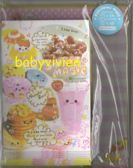 Q-Lia Sweet Magic Letter Set