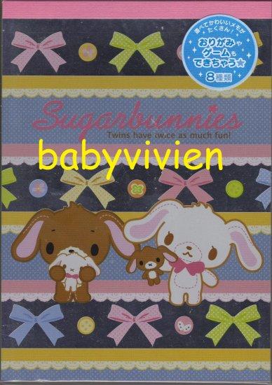 Sanrio 2008 Sugarbunnies Origami Memo Pad