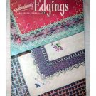 Handkerchief Edgings Book #282 from 1951