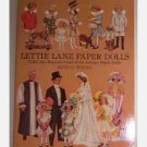 Lettie Lane Paper Dolls by Sheila Young