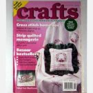 Crafts The Creative Woman's Choice Magazine 08/90
