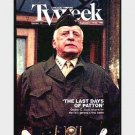 TV Weekly - George C. Scott - Last Days Of Patton - 1986