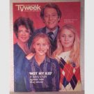 Stockard Channing - Linda Evans - TV Week - January 1985