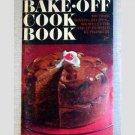 Pillsburys 18th Bake-Off Cook Book - 1966