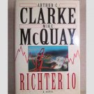 Richter 10  by Arthur C Clarke & Mike McQuay