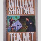 Tek Net by William Shatner - TekWar book #9