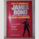 James Bond 3 Complete Novels by John Gardner