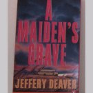 A Maidens Grave audio book read by David McCallum