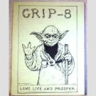 Grip 8 Fanzine - Star Trek & Star Wars