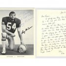 Larry McCarren - Green Bay Packers autographed photo