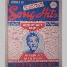 Song Hits magazine - Danny Kaye - November 1948