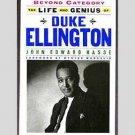 Beyond Category - The Life And Genius Of Duke Ellington by John Edward Hasse