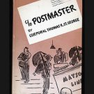 c/o Postmaster by Corp. Thomas R. St. George - 1943