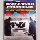 World War II Chronicles magazine - 1995