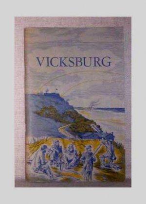 Vicksburg - 1954 Civil War Handbook