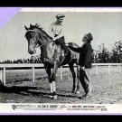 The Story Of Seabiscuit b/w photo - Barry Fitzgerald, Lon McCallister