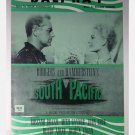 Bali Hai - South Pacific - sheet music - Rossano Brazzi & Mitzi Gaynor