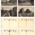 Four Vintage Postcards from Devon England