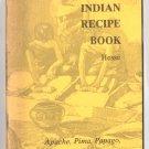 Southwestern Indian Recipe Book - by Zora Getmansky Hesse