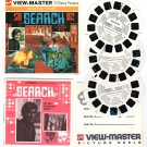 SEARCH Tv Series (1973) - View-Master Set from GAF
