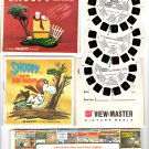 Snoopy and the Red Baron (1969) - View-Master Set from GAF