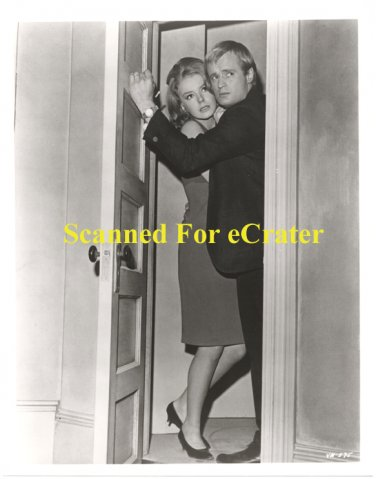 MAN FROM U.N.C.L.E. - David McCallum and Ahna Capri