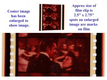 Gone With The Wind 70mm Film Clip