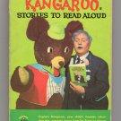 Captain Kangaroo Stories To Read Aloud -  1958 paperback
