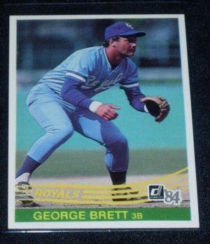 1984 DONRUSS GEORGE BRETT w/FREE SHIPPING!