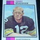 1973 TOPPS TERRY BRADSHAW w/FREE SHIPPING!