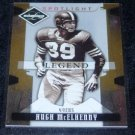 2008 LEAF LIMITED SPOTLIGHT HUGH McELHENNY 38/49 w/FREE SHIPPING!