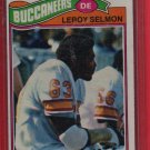 1977 TOPPS LEE ROY SELMON ROOKIE w/FREE SHIPPING!