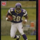 2007 TOPPS ADRIAN PETERSON ROOKIE w/FREE SHIPPING!