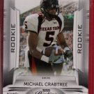 2009 PRESTIGE MICHAEL CRABTREE ROOKIE w/FREE SHIPPING!