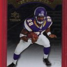 2009 SP THREADS DIE CUT ADRIAN PETERSON w/FREE SHIPPING!