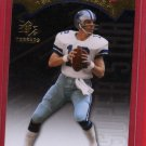 2009 SP THREADS DIE CUT ROGER STAUBACH w/FREE SHIPPING!