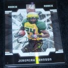 2009 DONRUSS ELITE JEREMIAH JOHNSON AUTOGRAPH ROOKIE 298/999 w/FREE SHIPPING