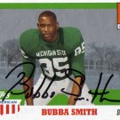 2005 TOPPS ALL AMERICAN BUBBA SMITH AUTOGRAPH W/FREE SHIPPING!