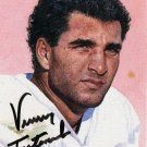 1992 PROLINE VINNY TESTAVERDE AUTOGRAPH w/FREE SHIPPING!