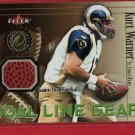 2001 FLEER KURT WARNER GU BALL w/FREE SHIPPING!