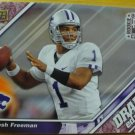 2009 UD DRAFT EDITION JOSH FREEMAN ROOKIE 33/75 w/FREE SHIPPING!