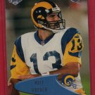 1999 COLLECTOR'S EDGE KURT WARNER ROOKIE w/FREE SHIPPING!