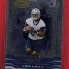 2005 THROWBACK THREADS MARION BARBER ROOKIE 487/999 w/FREE SHIPPING!