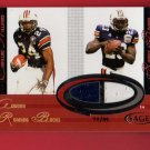 2005 SAGE RONNIE BROWN/CADILLAC WILLIAMS DUAL JERSEYS 70/99 w/FREE SHIPPING!
