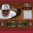 2007 DONRUSS CLASSICS EARL CAMPBELL GU JERSEY  004/250 w/FREE SHIPPING!